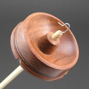 Bubinga Drop Spindle - Maxi #616