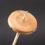 Tigerwood drop spindle