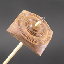 Drop Spindle Che-Chen Square whorl