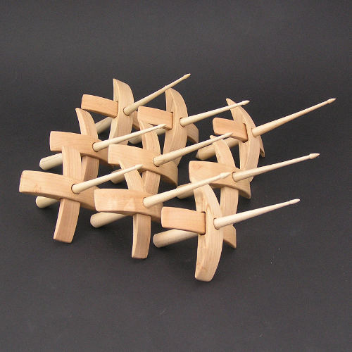 Group of Turkish Spindles
