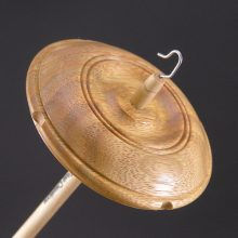 Drop Spindle - Canarywood - 401 - Standard