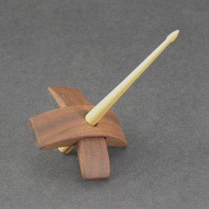 Turkish Spindle #424 - Mini - Walnut