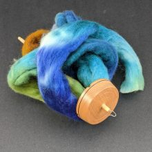 Beginner Spindle with Fiber Kit