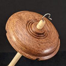 409 Sapele Standard Drop Spindle