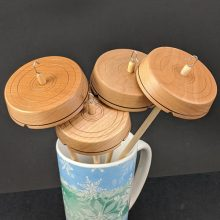 Drop Spindle - Beginner in Cup