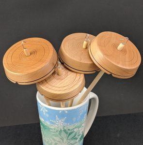 Drop Spindle - Beginner in Cup