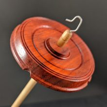 Drop Spindle Padauk #803 - Standard