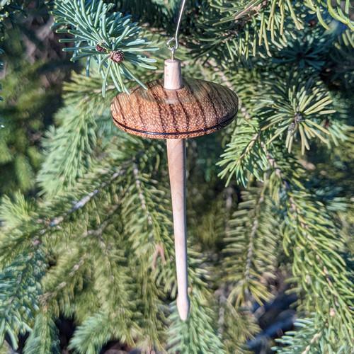 2020 Drop Spindle Ornament - Beli