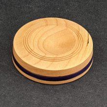 519 Cherry Bowl - Purple Ring