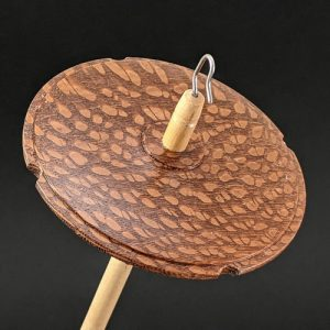 411 Lacewood Drop Spindle - Standard